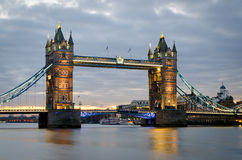 London, Tower Bridge Royalty Free Stock Image