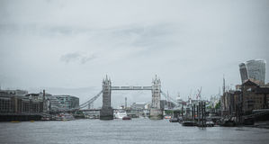 London Tower Bridge Royalty Free Stock Image