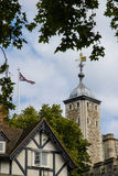 London, the tower Stock Photography
