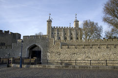 London tower Stock Photo