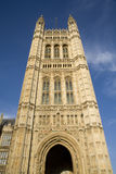 London - tower of parliamnet Royalty Free Stock Photos