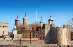 London tower Royalty Free Stock Images