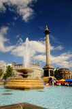 London - Trafalgar square Royalty Free Stock Image