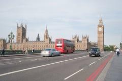 London traffic Stock Photo