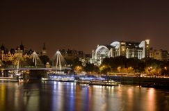 london trans. Royaltyfri Foto