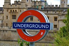 London transport Stock Photo