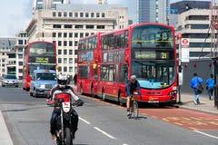 London transportation Royalty Free Stock Photo