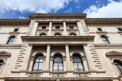 London Treasury Royalty Free Stock Photo