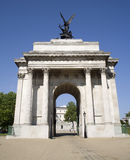 London - triumph arch Stock Image