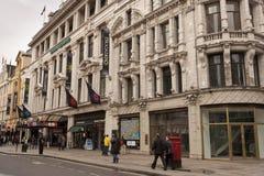 London Trocadero Stockbilder