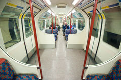 London Tube Royalty Free Stock Photo