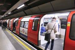 London Tube Stock Images