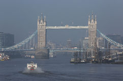 London-Turm Brücke Lizenzfreie Stockfotos