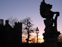 London twilight Stock Photos