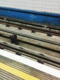 London-U-Bahn-Bahn Stockbild