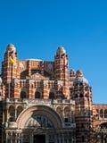 LONDON/UK - 15 ΑΥΓΟΎΣΤΟΥ: Άποψη του καθεδρικού ναού του Γουέστμινστερ στο Λονδίνο Στοκ Εικόνα