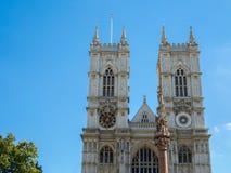 LONDON/UK - 15-ОЕ АВГУСТА: Взгляд экстерьера Abbe Вестминстера Стоковая Фотография RF