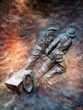 LONDON/UK - 15-ОЕ АВГУСТА: Конец-вверх части сражения Britai Стоковая Фотография