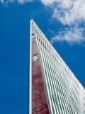 LONDON/UK - 15-ОЕ АВГУСТА: Новое здание рядом с станцией Виктории внутри Стоковые Фото