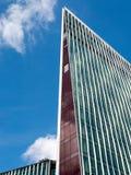 LONDON/UK - 15-ОЕ АВГУСТА: Новое здание рядом с станцией Виктории внутри Стоковые Изображения RF