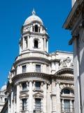 LONDON/UK - 15-ОЕ АВГУСТА: Старое офисное здание войны в Уайтхолле Lon Стоковые Изображения