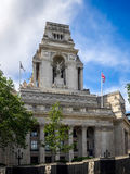LONDON/UK - 15-ОЕ ИЮНЯ: Бывший порт власти Лондона строя 1 Стоковое Изображение RF