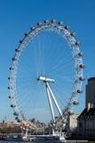 LONDON/UK - 18-ОЕ ФЕВРАЛЯ: Взгляд глаза Лондона в Лондоне на Fe Стоковое фото RF