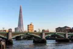 LONDON/UK - 18-ОЕ ФЕВРАЛЯ: Черепок в Лондоне 18-ого,20 февраля Стоковая Фотография RF