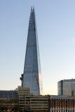 LONDON/UK - 18-ОЕ ФЕВРАЛЯ: Черепок в Лондоне 18-ого,20 февраля Стоковые Изображения