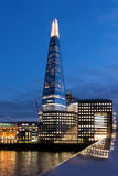 LONDON/UK - 18-ОЕ ФЕВРАЛЯ: Черепок в Лондоне 18-ого,20 февраля Стоковое фото RF
