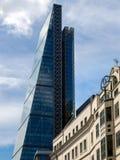 LONDON/UK - 6月15日:修造富感情地已知的a的Leadenhall 免版税库存照片