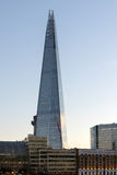 LONDON/UK - 2月18日:碎片在20的2月18日,伦敦 库存图片