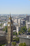 London, UK. Landmark well known worlwide - The Big Ben Stock Photography