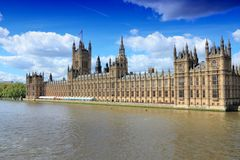 London UK Royalty Free Stock Photography