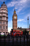 London, UK. London is the place where the historic past and the vibrant present come alive. A blend of history, ground-breaking architecture and culture has Royalty Free Stock Image