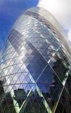 LONDON, UK - APRIL 24, 2014: Gherkin building Stock Image