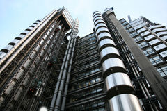 London Skyscraper, Lloyd's of London Stock Images