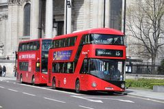 Transport for London buses