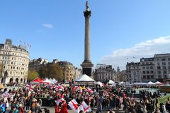 Saint George's Day Stock Images