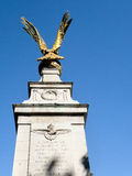 LONDON/UK - 15. AUGUST: Ansicht RAF Memorials in London auf Au Stockbilder