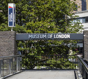 Museum of London Royalty Free Stock Photos