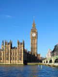 London UK - Big Ben Stock Photos