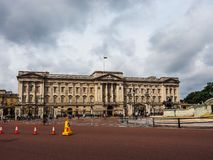 Buckingham Palace in London, hdr