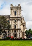 HMRC in London (hdr). LONDON, UK - CIRCA JUNE 2017: HMRC Her Majesty Revenue and Customs building (high dynamic range Stock Photography