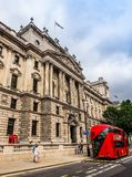 HMRC in London (hdr). LONDON, UK - CIRCA JUNE 2017: HMRC Her Majesty Revenue and Customs building (high dynamic range Royalty Free Stock Image