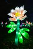 Alice in Wonderland lantern festival, Southwark Park, London UK stock photography