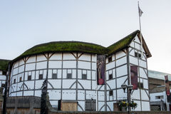 LONDON/UK - 18 FEBRUARI: Boltheater in Londen op 18 Februari Stock Foto