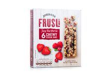 LONDON, UK - FEBRUARY 02, 2018: Box of Jordans fruit and nut cereal bars on white. LONDON, UK - FEBRUARY 02, 2018: Box of Jordans fruit and nut cereal bars on Royalty Free Stock Photos