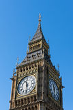 LONDON/UK - FEBRUARY 18 : View of Big Ben in London on February Stock Photos