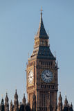 LONDON/UK - FEBRUARY 13 : View of Big Ben on a Sunny Day in Lond Stock Image